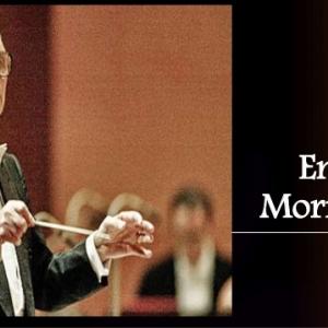 Koncerttermet neveztek el Ennio Morriconeról!