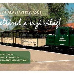 Ma van a Hortobágyi-Halastavi Kisvasút napja!