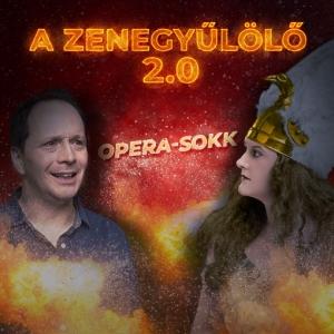 A zenegyűlölő szimfonikus zenei stand up est az Arénában - Jegyek itt!