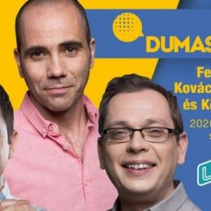 Lupa Dumaszínház élmény Costes vacsorával! Jegyek itt!
