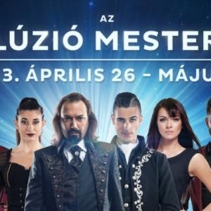 Az illúzió mesterei 2021-ben Budapesten a MOM Kultban - Jegyek itt!