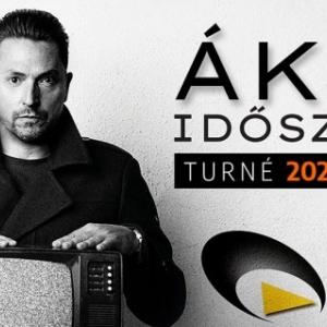 Ákos koncert 2021-ben a Tokaji Fesztiválkatlanban - Jegyek itt!