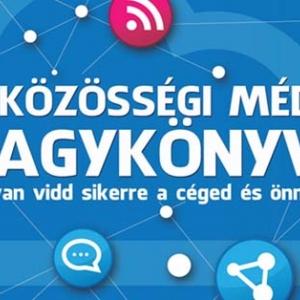 A közösségi média nagykönyve - Klausz Melinda könyve bővített kiadásban jelent meg! - NYERD MEG!