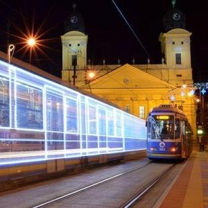Debrecenben is lesz Fényvillamos 2020-ban!