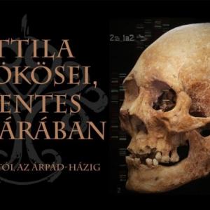 Az Attila örökösei, Szentes határában – A hunoktól az Árpád-házig a szentesi Koszta József Múzeumban