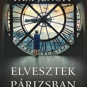 Női titkos ügynökről írt könyvet Pam Jenoff! Az Elvesztek Párizsban már kapható!