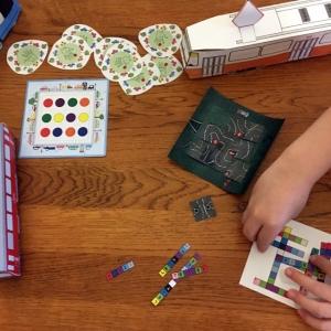 Érkezik a társasjátékok új generációja, az otthon nyomtatható társasjáték!