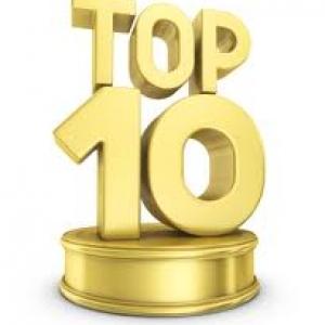 TOP 10 program 2013 első felében!