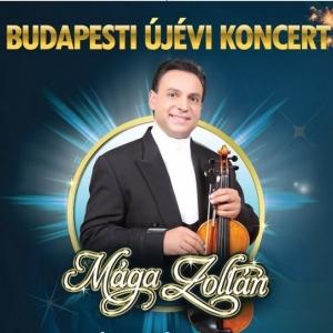 Mága Zoltán Újévi Koncert fellépői 2013-ban!