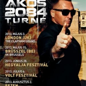 Ákos turné 2013 helyszínek és jegyek itt!