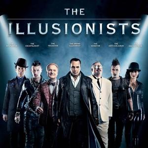 The Illusionists - Az illúziók mesterei! Jegyek itt!