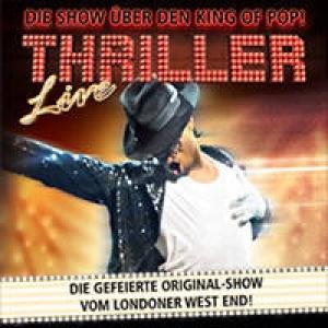 Thriller Live musical - Jegyek itt!