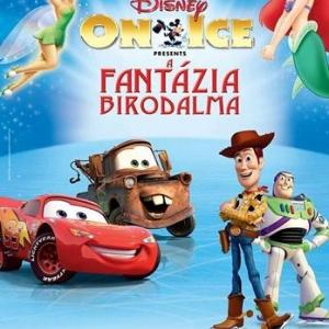 Disney on Ice 2013-ban Budapesten az Arénában! Jegyek itt!