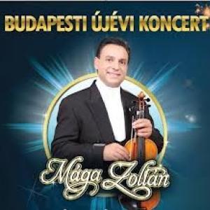 Mága Zoltán Újévi Koncert 2015 jegyek!