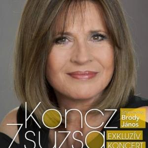 Koncz Zsuzsa exkluzív koncert turné! Jegyek itt!