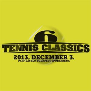 VII. Tennis Classics 2014-ben! Jegyek itt!