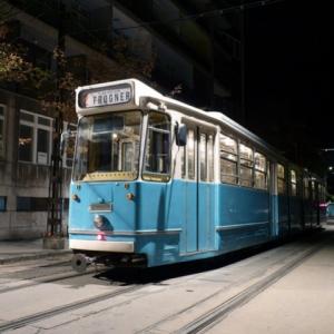 Kék villamos Budapesten! Tudd meg miért kapott új színt!