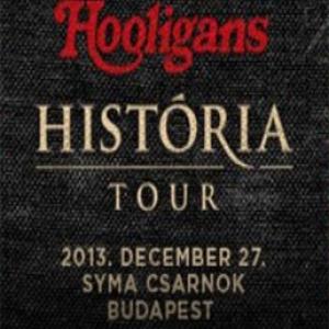Hooligans koncert a SYMA Csarnokban! Jegyek itt!