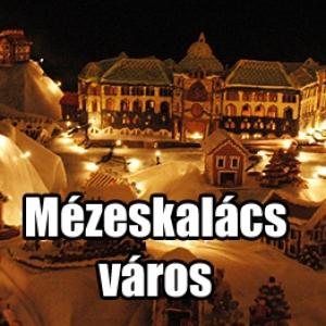INGYENES Mézeskalácsváros Budapesten! Nézd meg te is!