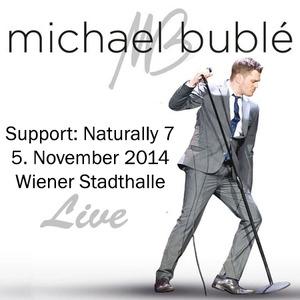 Michael Bublé koncert Bécsben - Jegyek itt!