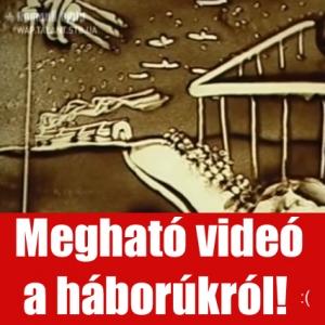 Világszerte hódít a homokrajzokkal készült megható videó! Nézd meg!
