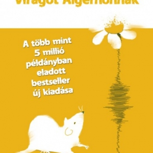 Daniel Keyes: Virágot Algernonnak - Vásárlás itt!