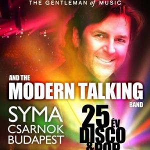 Thomas Anders koncert Budapesten 2016-ban - Jegyek itt!