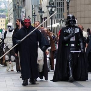 MayThe4th - 2018-as jelmezes Star Wars Felvonulás Budapesten!