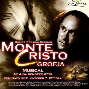 Monte Cristo grófja musical Budapesten a Margitszigeti Szabadtéri Színpadon! Jegyek itt!