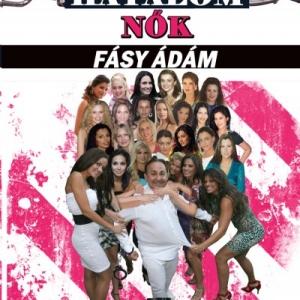 Rendelhető Fásy Ádám könyve! Szex, hatalom, nők! A királynők fogságban!