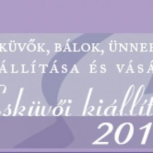 Esküvői Kiállítás 2015 - Budapest - Jegyek itt!