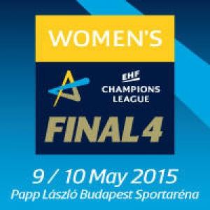 WOMEN'S EHF FINAL4 jegyek! 2015-ben újra!