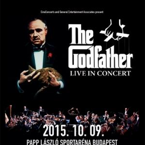 The GODFATHER LIVE koncert az Arénában 2015-ben! Jegyek itt!
