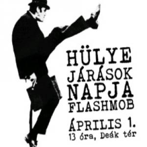 Hülye járások napja Budapesten!