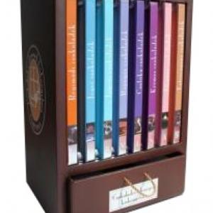 A legjobb csokis receptek - Csokoládés édességek kiskönyvtára