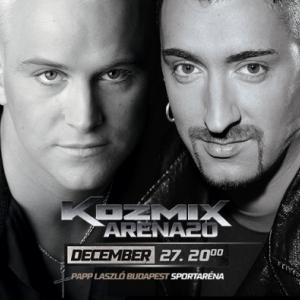 Kozmix Aréna koncert 2015-ben! Jegyek itt!