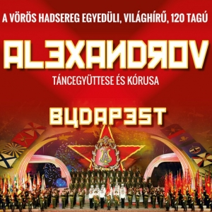 Alexandrov együttes 2017-ben Budapesten - Jegyek itt!