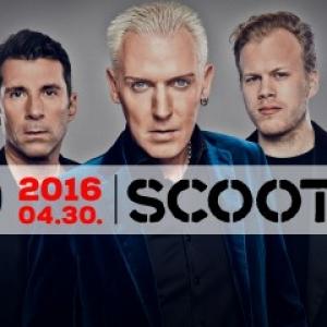 Scooter koncert 2017-ben Budapesten! Jegyek itt!