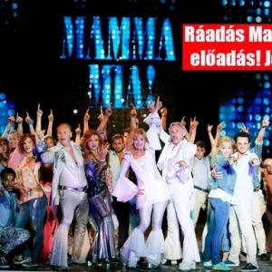 Ráadás Mamma Mia előadást szúrtak be 2016-ra Szegeden - Jegyek itt!