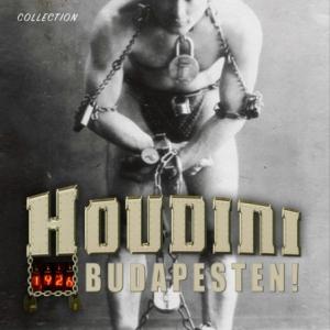 Houdini kiállítás Budapesten 2016-ban!