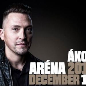 Ákos Aréna koncert 2016 - Jegyek itt!