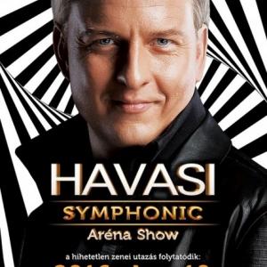 Havasi Symphonic 2016-ban az Arénában - Jegyek vásárlás itt!