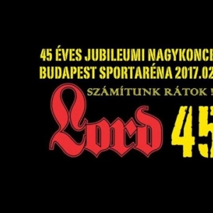 Lord koncert 2017-ben az Arénában - Jegyek itt!