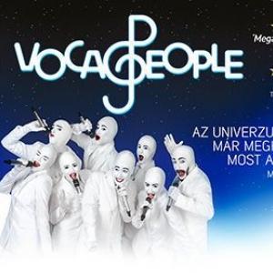 Voca People koncert 2016-ban Győrben - Jegyek itt!