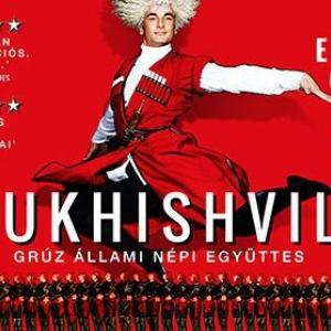 Sukhishvili Grúz Állami Népi Együttes 2016-os turné Magyarországon - Jegyek és helyszínek itt!