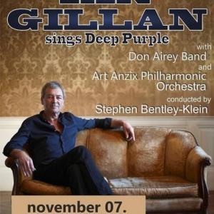 Ian Gillan koncert Budapesten 2016-ban a Deep Purple dalaival - Jegyek itt!