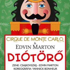 Edvin Marton - Cirque de Monte Carlo - Diótörő az Arénában - Jegyek és VIDEÓ itt!