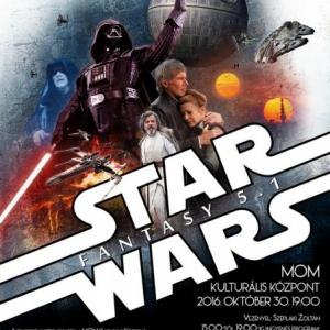 Ingyenes Star Wars kiállítás és előadások Budapesten!