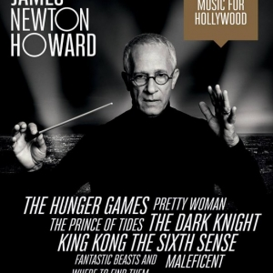 James Newton Howard - 3 Decades of Hollywood Music koncert az Arénában! NYERJ 2 JEGYET!