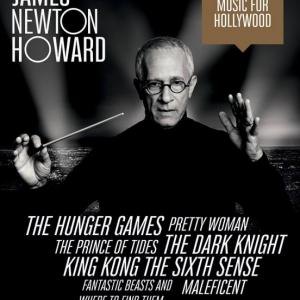 James Newton Howard filmzenei koncert 2017-ben Budapesten - Jegyek itt!
